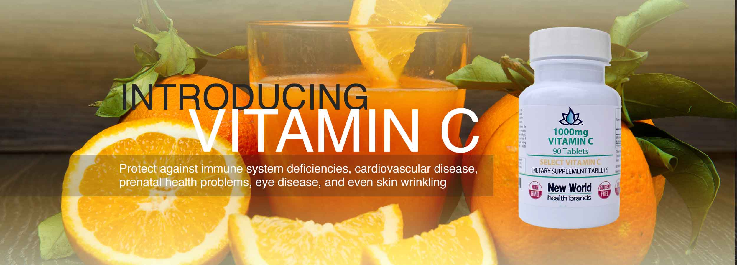 Introducing Vitamin C